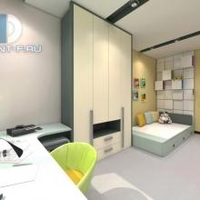 Дизайн интерьера: Комната подростка
