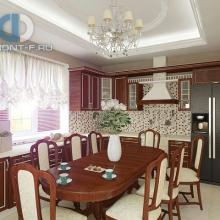 Дизайн интерьера: Классическая кухня