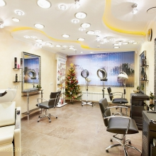 Дизайн интерьера: Салон красоты