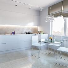 Дизайн интерьера: Квартира в современном стиле