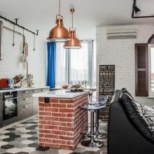 Дизайн интерьера: Квартира 41 м2