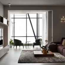 Дизайн интерьера: Квартира в Казани