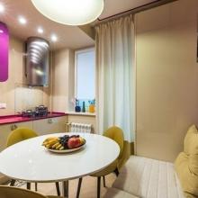 Дизайн интерьера: Кухня 8 м2
