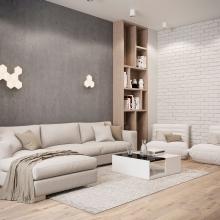 Дизайн интерьера: Подмосковье