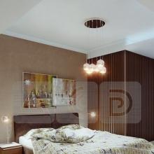 Дизайн интерьера: Уютная спальня