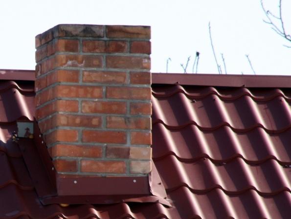 Как Заделать Трубу На Крыше Из Шифера