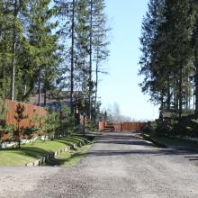 Земельные участки: Домик в лесу