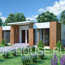 Проект дома: STECH