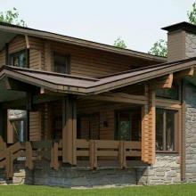 Проект дома: Сосновые берега