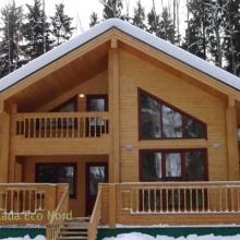 Проект дома: Дом клееный брус Б-205 194кв.м