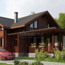 Проект дома: Проект GP-51ED