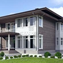 Проект дома: Проект GP-13-KO