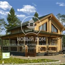Проект дома: Домодедовский