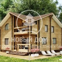 Проект дома: Уткино