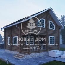 Проект дома: Клинский