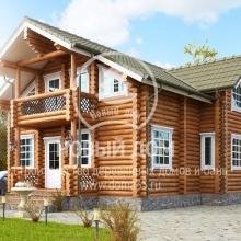 Проект дома: Павловка