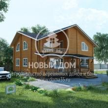 Проект дома: Янтарный