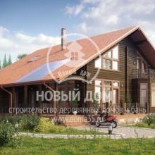 Проект дома: Чеховский