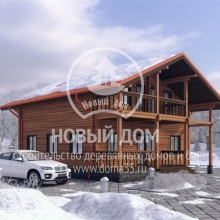Проект дома: Звенигородский