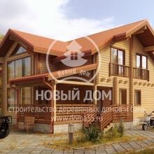 Проект дома: Каширский