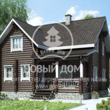 Проект дома: Яхрома