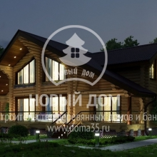 Проект дома: Лунный