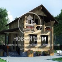 Проект дома: Дачный
