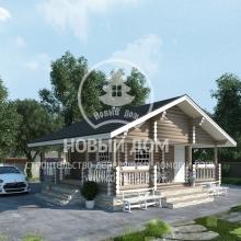 Проект дома: Загорская