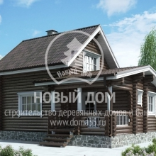 Проект дома: Загородная