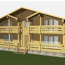 Проект дома: Гостиница