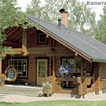 Проект дома: дом