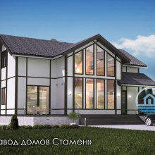 Проект дома: «Одинцово-152»