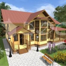 Проект дома: Проект дома Д-50