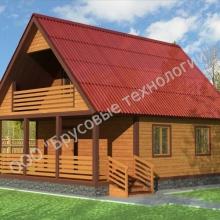 Проект дома: Петрозаводск