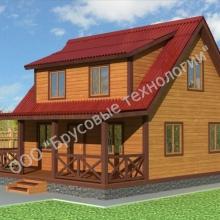 Проект дома: Рязань