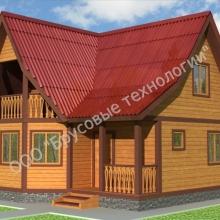 Проект дома: Суздаль