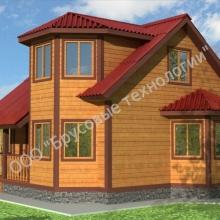 Проект дома: Вологда