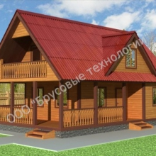 Проект дома: Казань
