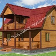 Проект дома: Уфа