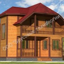 Проект дома: Киров