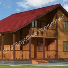 Проект дома: Сургут