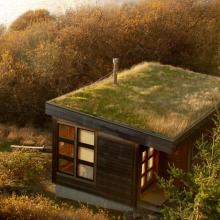 Проект дома: Проект Одноэтажный фахверковый дом F2 дизайн проект «Сицилия»