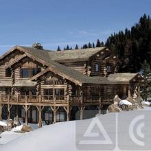 Проект дома: Русская Аляска