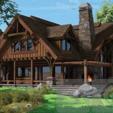 Проект дома: Шервуд