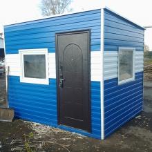 Проект дома: Пост Охраны , Модульный Пост Охраны в Кемерово .
