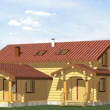 Проект дома: Купец