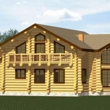 Проект дома: Ангара