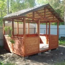 Проект дома: Беседка «Патио»