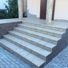 Проект дома: #Stroeher #Asar Ступени 635 Gari, цоколь 640 Maro