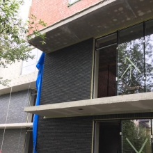 Проект дома: Клинкерная плитка Stroeher Rigel 50